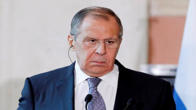 لافروف يتحدث عن إنتهاء المواجهة العسكرية بين الحكومة والمعارضة السورية