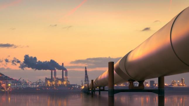 ألمانيا تدين عقوبات الرئيس الأمريكي على خط أنابيب الغاز الروسي نورد ستريم 2