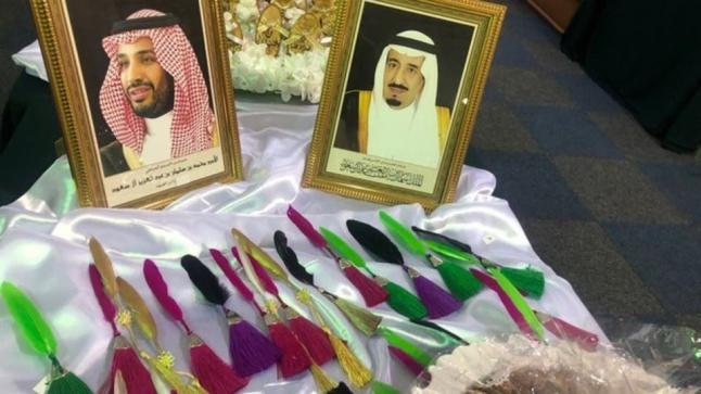 سجون مكة المكرمة تشارك بجناح في معرض جدة للكتاب لعرض أعمال النزلاء الفنية